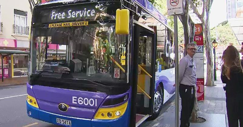 Brisbane bus